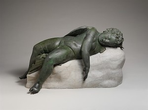 sleeping eros